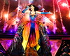 Katy Perry performs on stage on the opening night of her Prismatic World Tour at Odyssey Arena on May 7, 2014 in Belfast, Northern Ireland. (Photo by Christie Goodwin/Getty Images)