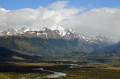 (Diego Echenique) Tags: chile paisajes del puerto nikon d diego paisaje sur 5100 campamento torres paine natales chilenos seron echenique