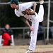Varsity Baseball vs Cushing 04-05-15