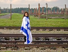 Jewish girl at Auschwitz-Birkenau (Hanjosan) Tags: mpt503 matchpointwinner