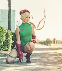 (Wilou Photography) Tags: cosplay street fighter cammy