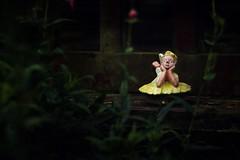 38//52 Flower Fairy (NikkiNakkiNoo365) Tags: garden fairy flower low key light canon 1100d 52 week project 38 ornament