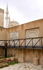 2011-02-06 (Giåm) Tags: jordan jordanien jordanie madaba archaeologicalpark parcarcheologique