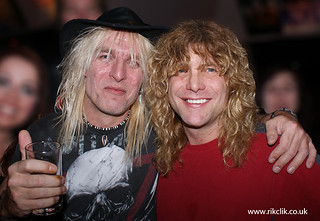 Mick and Steven Adler
