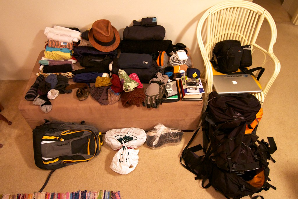 Long term packing
