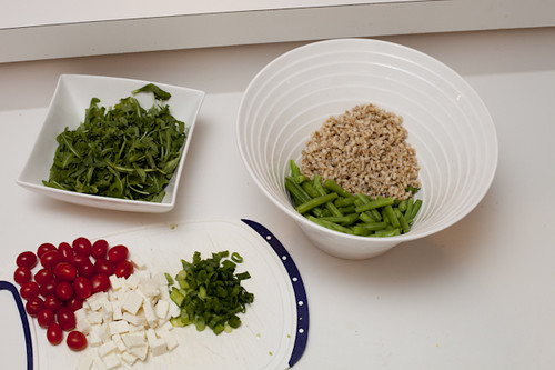 031127 Green Bean and Barley Salad 008