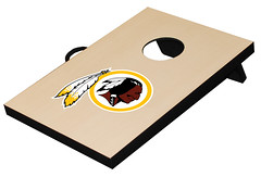 Washington Redskins Mini Cornhole Boards