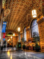 """Cleveland Union Terminal"""