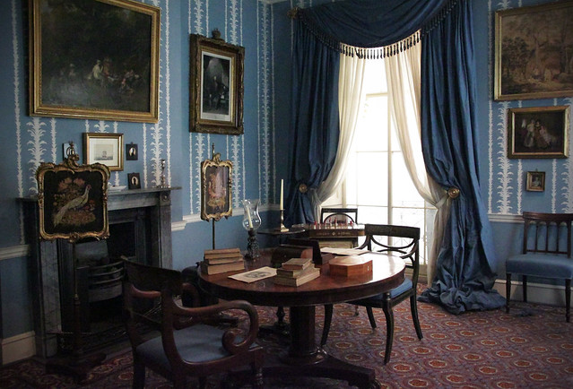 Drawing room, 1830