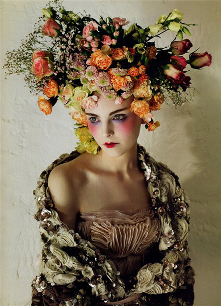 floral bouquet head pc