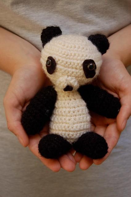 morris the panda