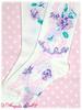 Sugar Pansy Socks detail1 (Secret_RoseGarden) Tags: socks pretty pansy sugar angelic otks