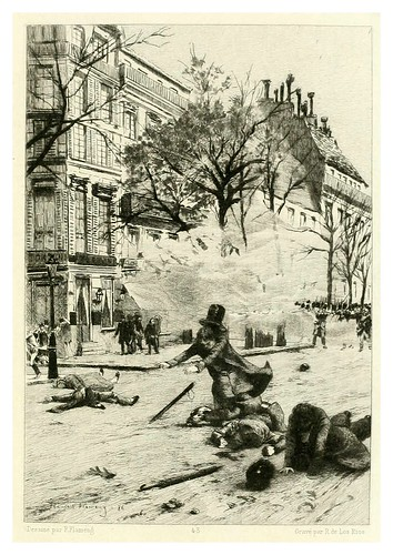 023-El pequeño Napoleon-Illustration des oeuvres complètes de Victor Hugo (Volume 5) 1885 - Flameng, François