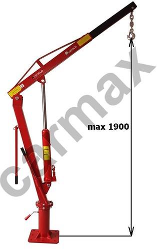 Żuraw Pick-Up 900kg 3
