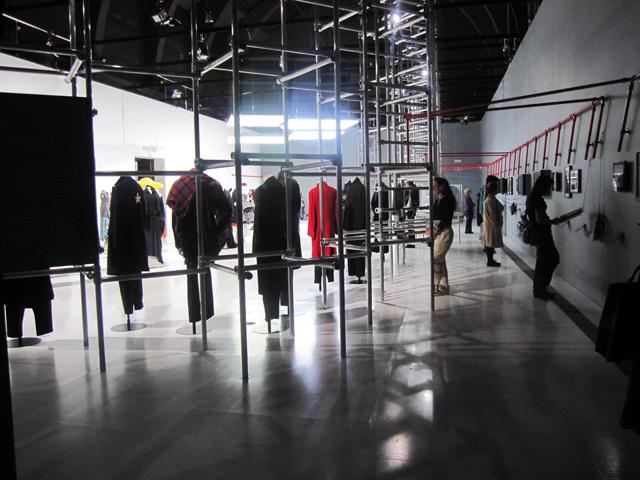 yohji yamamoto exhibition v&a
