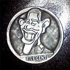 Obama Nickel