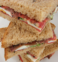 Sandwich Roast Beef & Gomashio