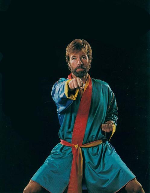 1983 Chuck Norris