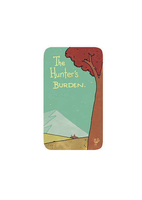 The Hunters Burden, title page
