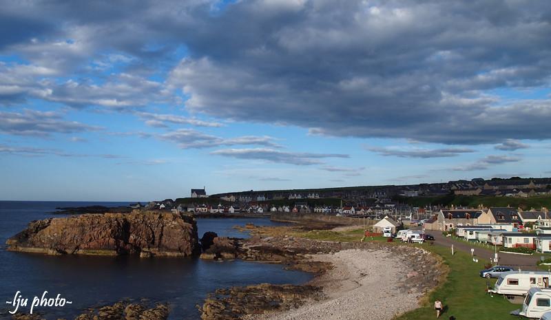 Findochty, Scotland