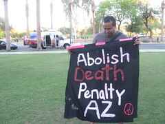 Abolish Death Penalty April 4 2011 Janet Valder 003