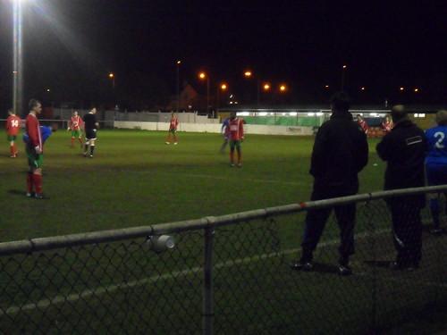Chalfont ST Peter FC (5-4-