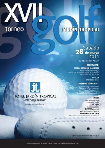 Jardin Tropical Golf Tournament 2011