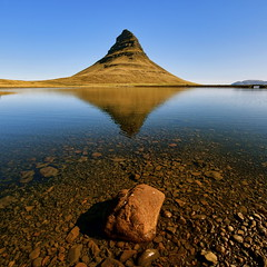 Mountain Reflection #2 (aevarg) Tags: mountain iceland kirkjufell hdr sland snfellsnes grundarfjrur fjall digitalblending abigfave anawesomeshot nikond700 1424mmf28g varg 3exphdrdri aevarg vargumundsson afnikkor1424mmf28