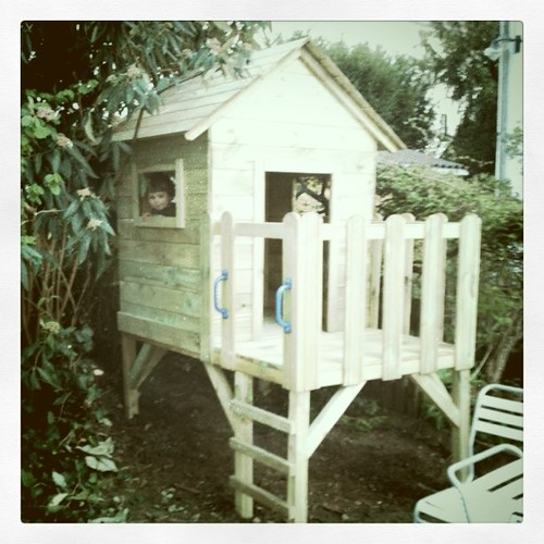 finished. J has his own home now ;) #realwork by Chregu