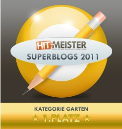 bauerngartenfee.de ist Platz1 bei der Superblogs-Wahl 2011