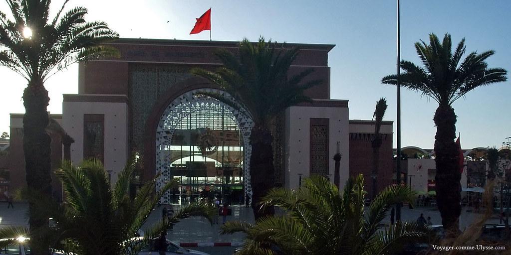 Gare de Marrakech