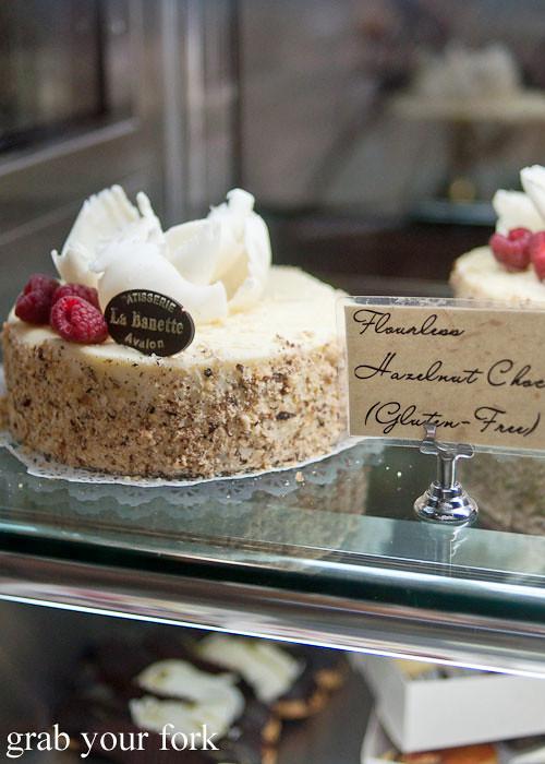 la banette chocolate cake dessert