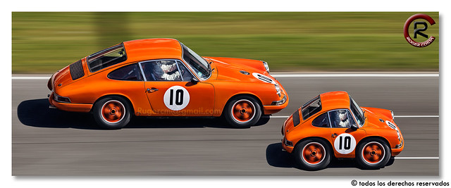 Super porsche vs miniporsche #explore