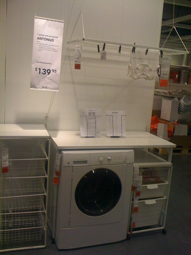 Ikea Small Laundry Area