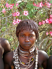 Hamer Tribe (Give-on) Tags: africa omovalley ethiopia tribe hamer mygearandme