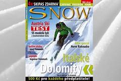 SNOW 22 - listopad 2005