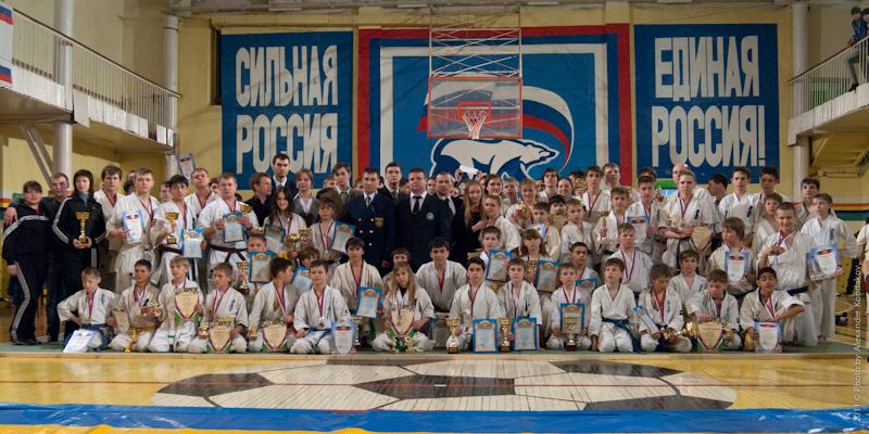 Open championship IFK © Photo by Alexander Kondakov