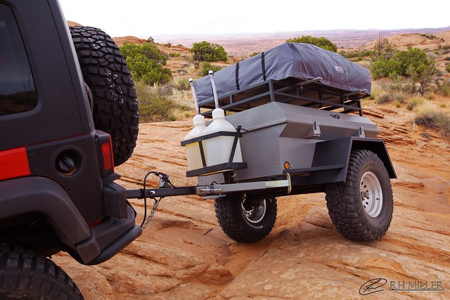 As promised here are a few pictures of my off-road trailer with an ARB roof top tent going through the Hole-in-the-Rock Trail in Southern Utah. & Best roof rack system for ARB tent - JK-Forum.com - The top ...