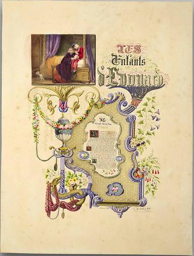 013- L'album du moyen-âge 1836- Jean Midolle