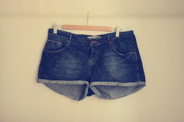 Short di jeans Sarinski