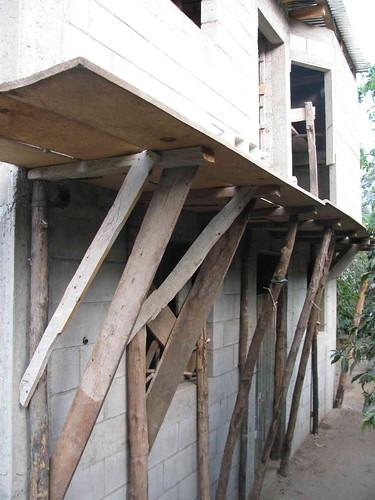 Ujpan Tuch house - bottom floor