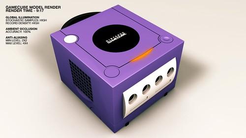 GameCube Render 01