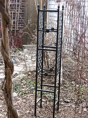 IMG_1852 - Copy (LandscapeGates) Tags: garden iron obelisk wrought