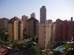 vistas muy despejadas con muchísimo sol. Les atenderemos en su agencia inmobiliaria de confianza Asegil en Benidorm  www.inmobiliariabenidorm.com
