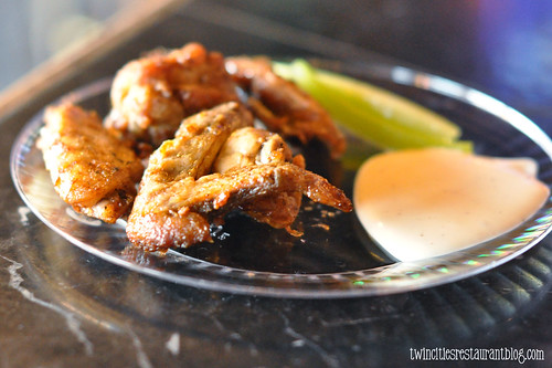 Jerk Wings at Rafters Food & Spirits ~ Stillwater, MN