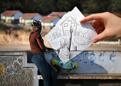 3 - Pencil Vs Camera for Art Official Concept (Ben Heine) Tags: africa family famille houses house tree love home beauty car stone wall fruit bench island photography hope graffiti design sketch paint poem child play hand heart artgallery drawing pierre mixedmedia tag main daughter creative dream mother social coeur brush hopes photoediting reality littlegirl imagination series relatives behind feeling draw huis mur enfant homesweethome banc expectations afrique huizen croquis capeverde attente espoir postprocessing rêve hardlife capvert theartistery petitefille petersquinn westernafrica benheine potdepeinture pencilvscamera childsketch janejasper artofficialconcept