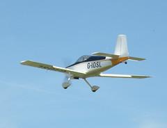 VANS RV-9  G-IOSL (BIKEPILOT, Thx for + 6,000,000 views) Tags: flying airport aircraft aviation popham flyin airfield jodel eghp vansrv9 giosl