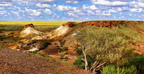 Breakways  - Coober Pedy by Georgie Sharp