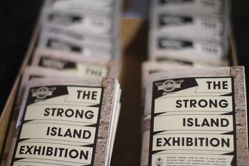 Strong Island Exhibition at The Round Tower
