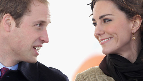 Prince William and Catherine Middleton Wedding